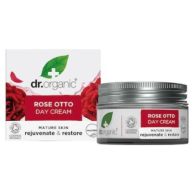Dr Organic Rose Otto Day Cream 50ml