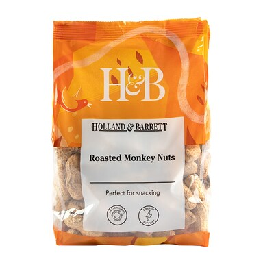 Holland & Barrett Roasted Monkey Nuts 300g