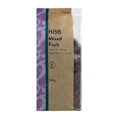 Holland & Barrett Mixed Fruit 500g