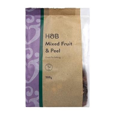 Holland & Barrett Mixed Fruit & Peel 500g