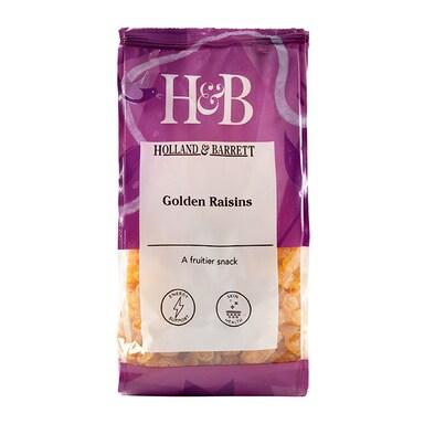 Holland & Barrett Golden Raisins 375g