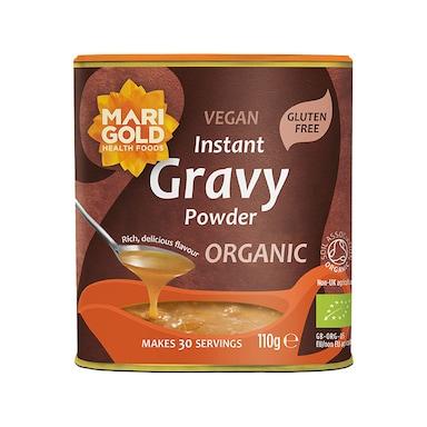 Marigold Health Gluten Free Organic Gravy Powder 110g
