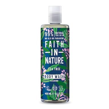 Faith in Nature Tea Tree Body Wash 400ml