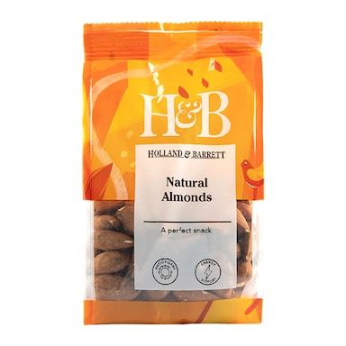 Holland & Barrett Natural Almonds 100g