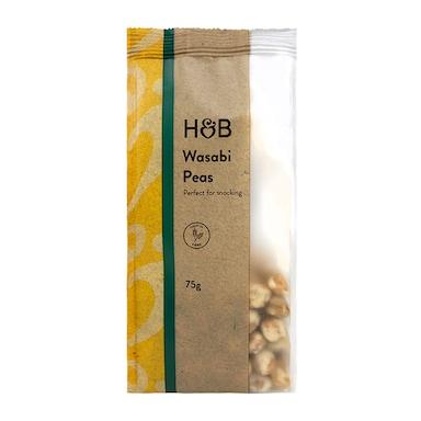 Holland & Barrett Wasabi Peas 75g