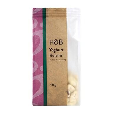 Holland & Barrett Yogurt Raisins 125g