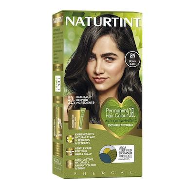 Naturtint Permanent Hair Colour 2N Brown Black