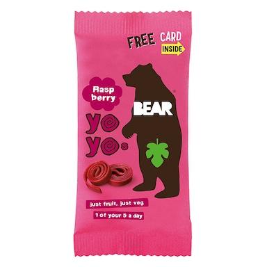 Bear Raspberry Yoyo 20g