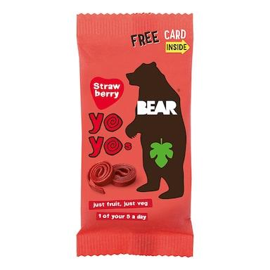 Bear Strawberry Yoyo 20g