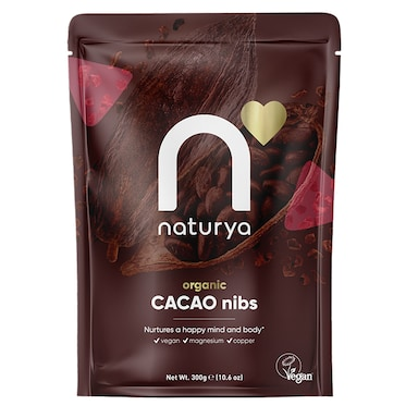 Naturya Organic Cacao Nibs 300g