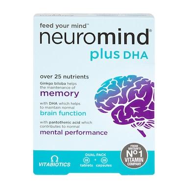 Vitabiotics Neuromind Plus 56 Tablets