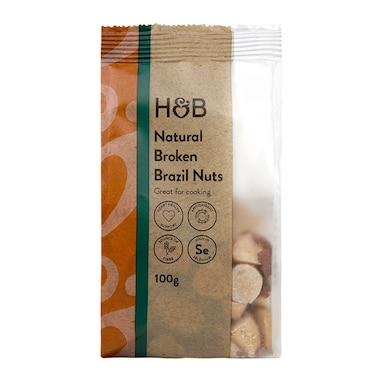 Holland & Barrett Broken Brazil Nuts 100g