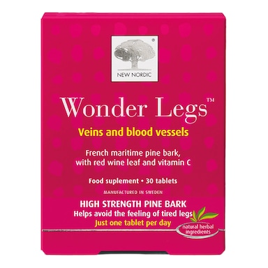 New Nordic Wonder Legs 30 Tablets