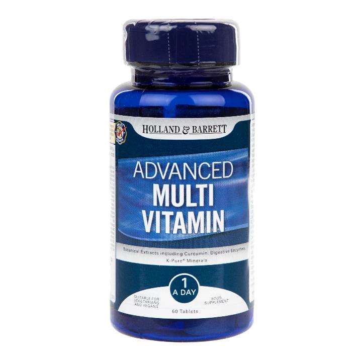Holland & Barrett Advanced Multivitamin Tablets