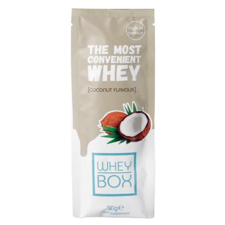 Whey Box Coconut 30g