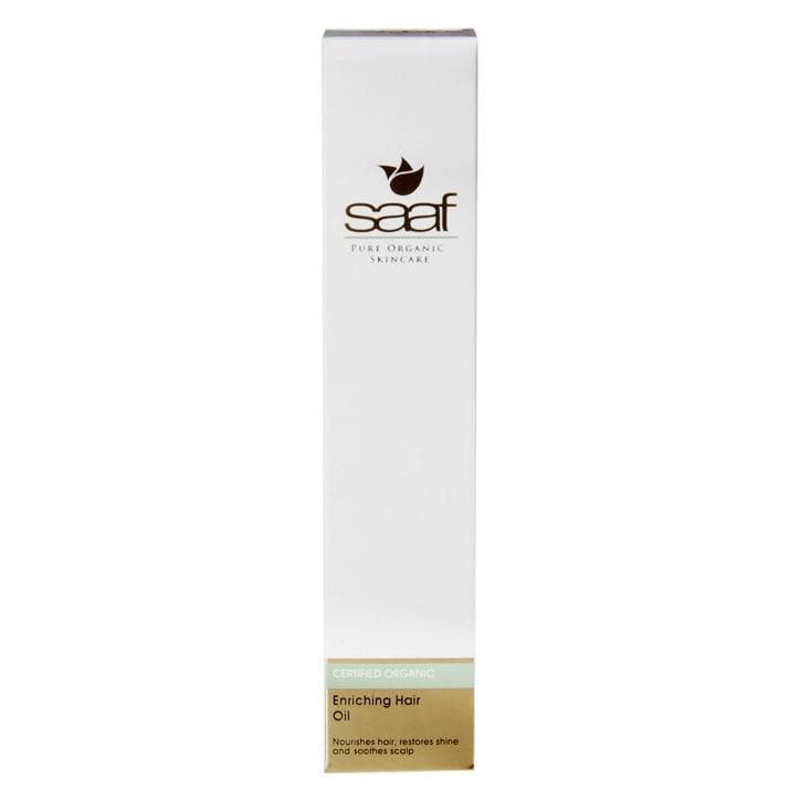 SAAF Organic Enriching Hair Oil 100ml