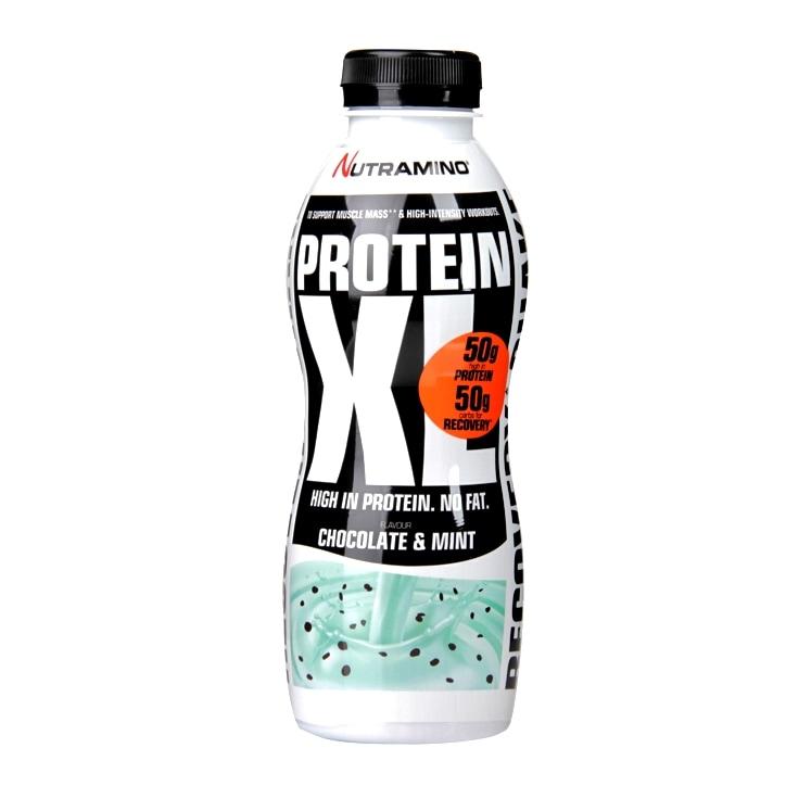 Nutramino Protein XL Shake Chocolate & Mint