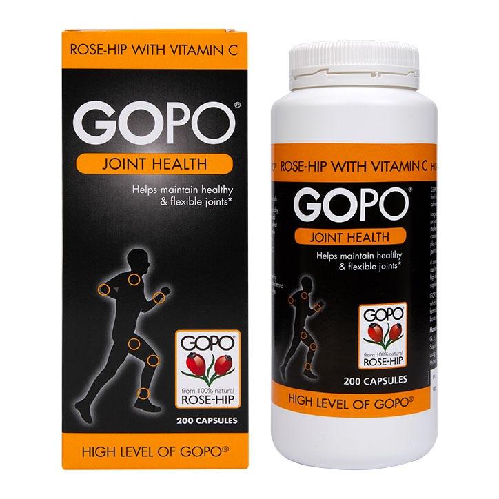 Go Po Joint Health 200 Capsules