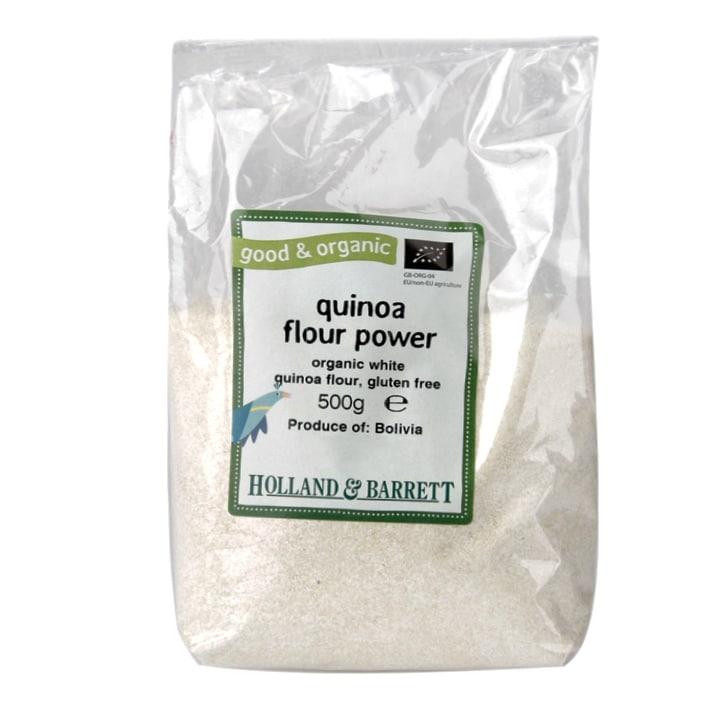 Holland & Barrett Organic Quinoa Flour 500g