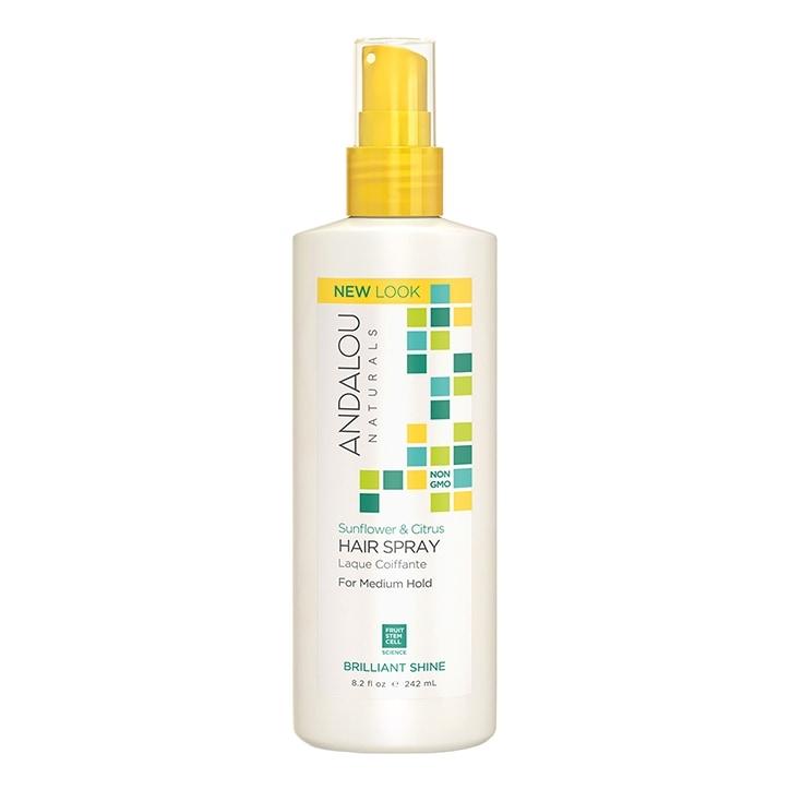 Andalou Sunflower & Citrus Medium Hold Spray