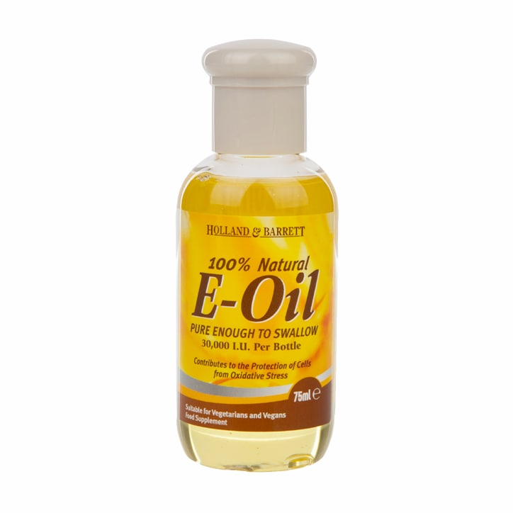 Holland & Barrett 100% Natural Vitamin E-Oil 30000iu