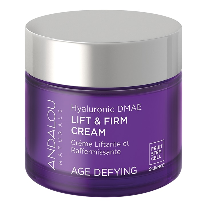 Andalou Hyaluronic DMAE Lift & Firm Cream