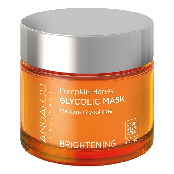Andalou Pumpkin Honey Glycolic Mask 50g