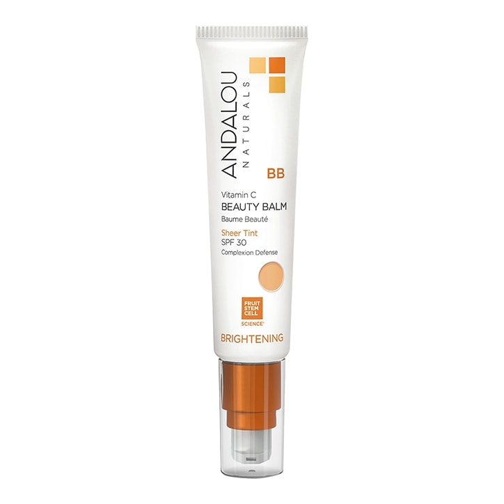 Andalou All in One Beauty Balm Sheer Tint SPF 30