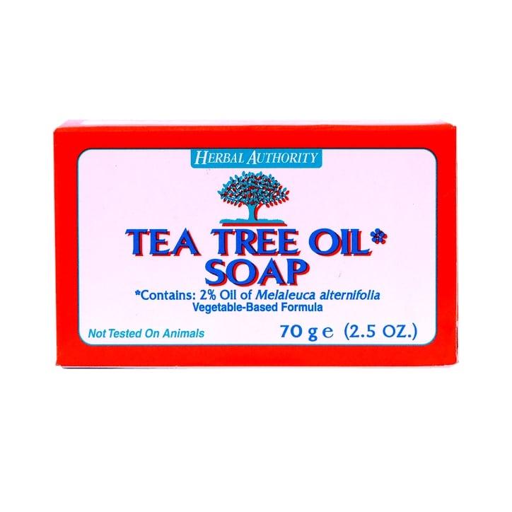 Herbal Authority Tea Tree Oil Soap 70g