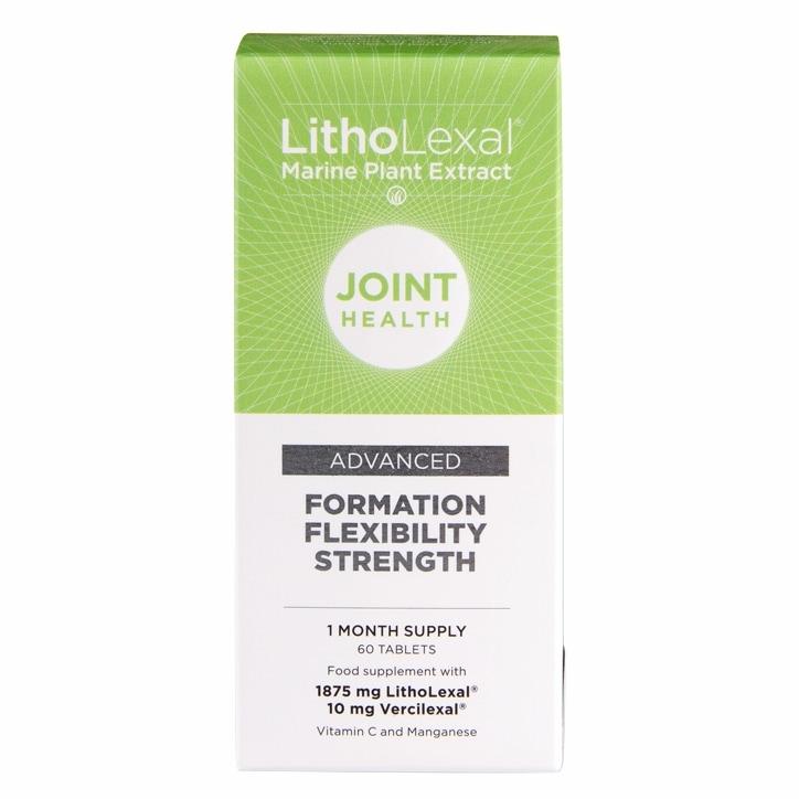 Litholexal Joint Health 60 Tablets