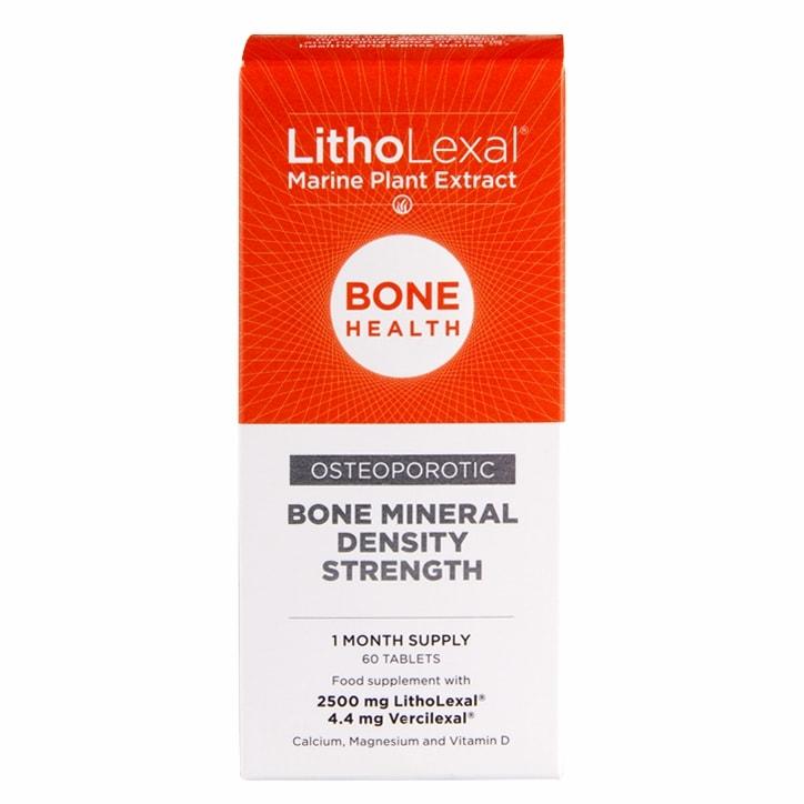 Litholexal Bone Health 60 Tablets