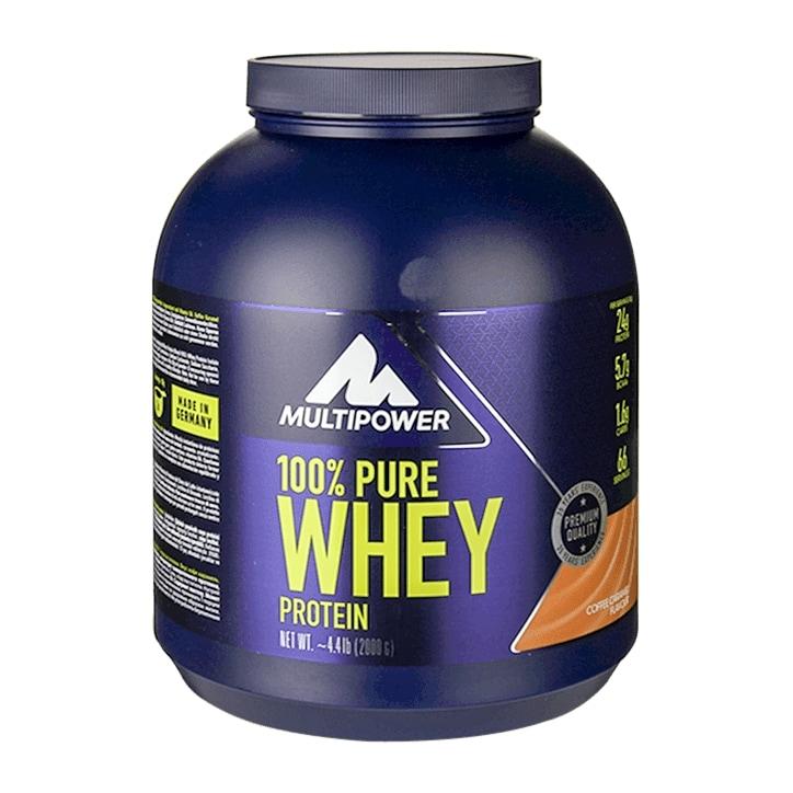 Multipower 100% Whey Protein Coffee Caramel 2000g