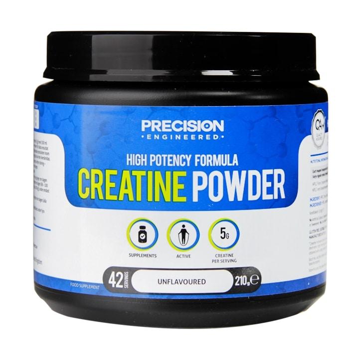 Precision Engineered Creatine Powder
