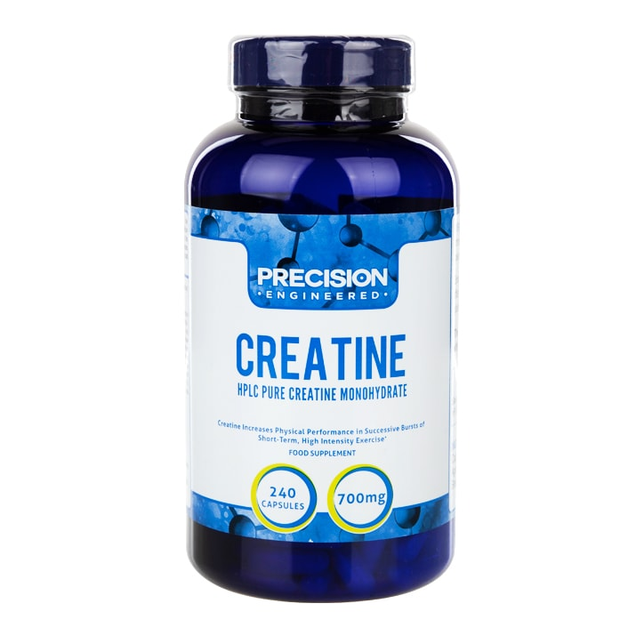 Precision Engineered Creatine 240 Capsules 700mg