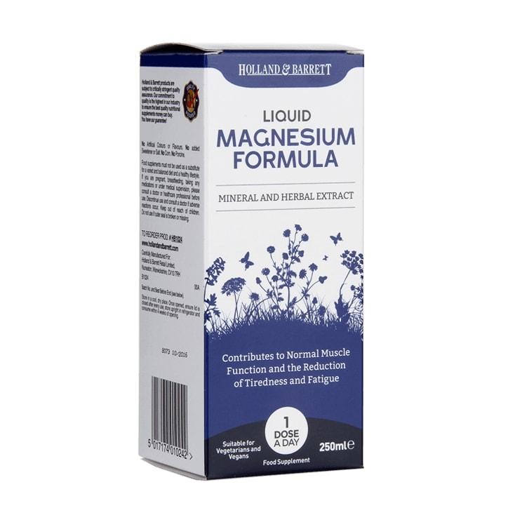 Holland & Barrett Liquid Magnesium Formula 150ml
