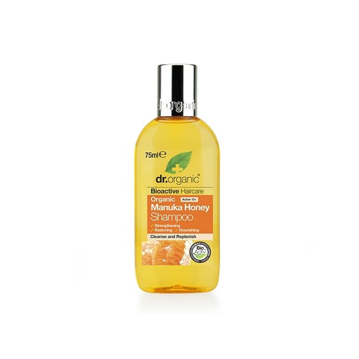 Dr Organic Manuka Honey Travel Shampoo