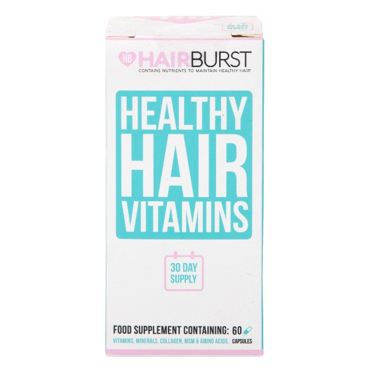 Hairburst 60 Capsules 1 Month Supply