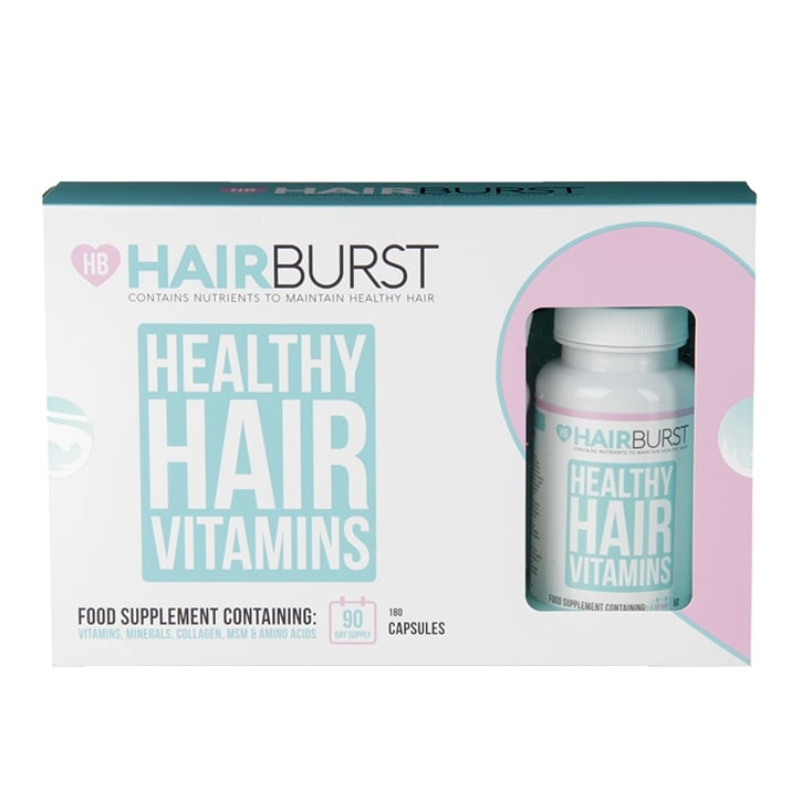 Hairburst 3 x 60 Capsules 3 Month Supply
