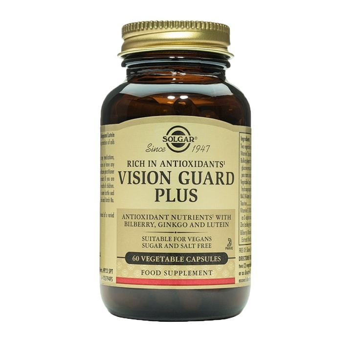 Solgar Vision Guard Plus 60 Vegi Capsules