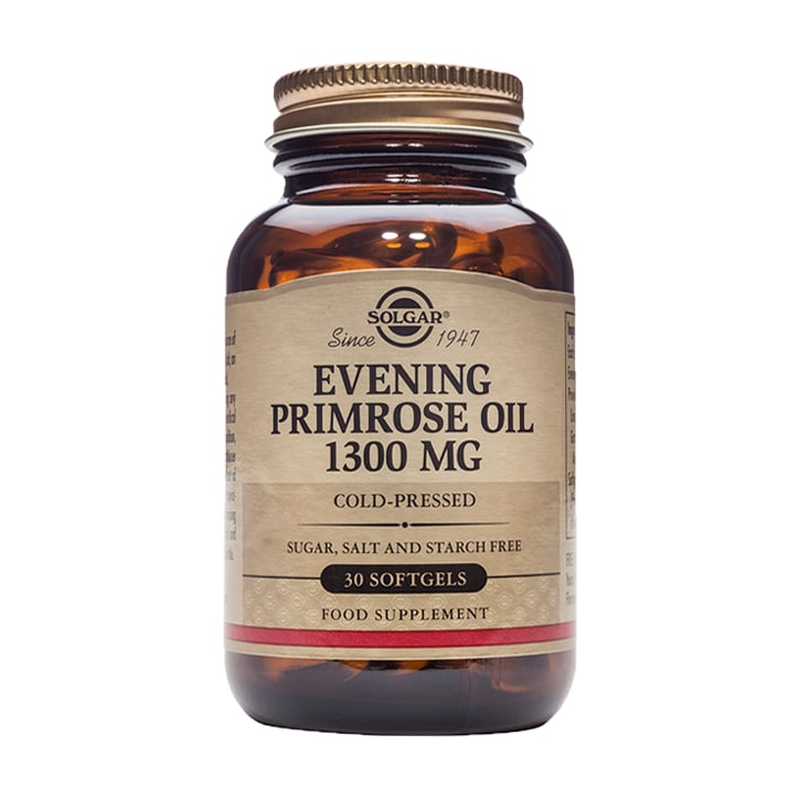 Solgar Evening Primrose Oil 1300mg 30 Softgels