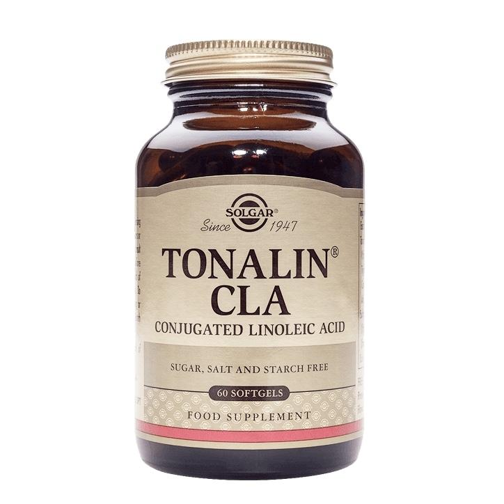 Solgar Tonalin CLA Conjugated Linoleic Acid Softgels