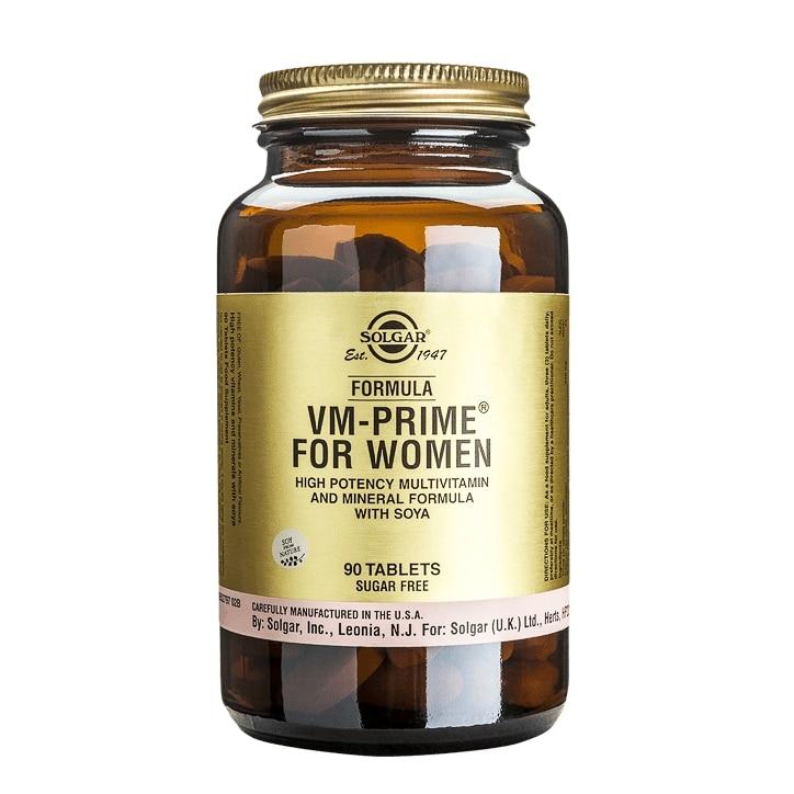 Solgar VM-Prime For Women 90 Tablets