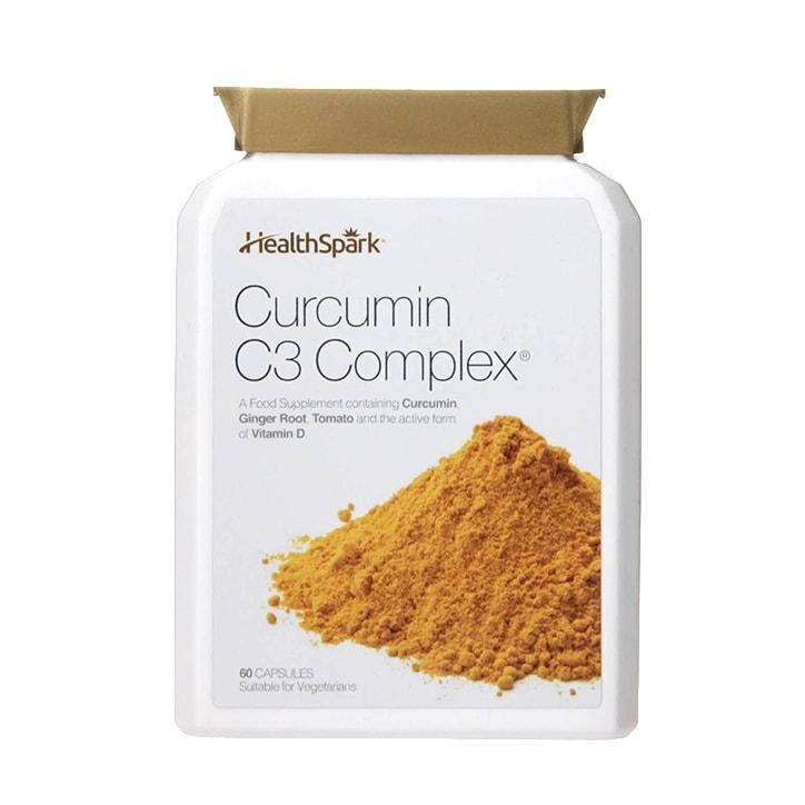 Health Spark Curcumin C3 Complex 60 Capsules