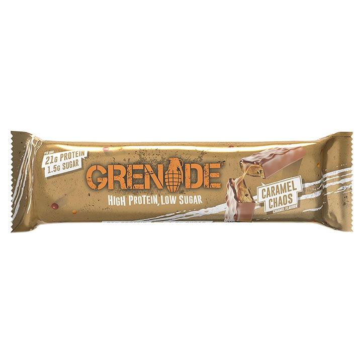 Grenade Carb Killa Bar Caramel Chaos 60g