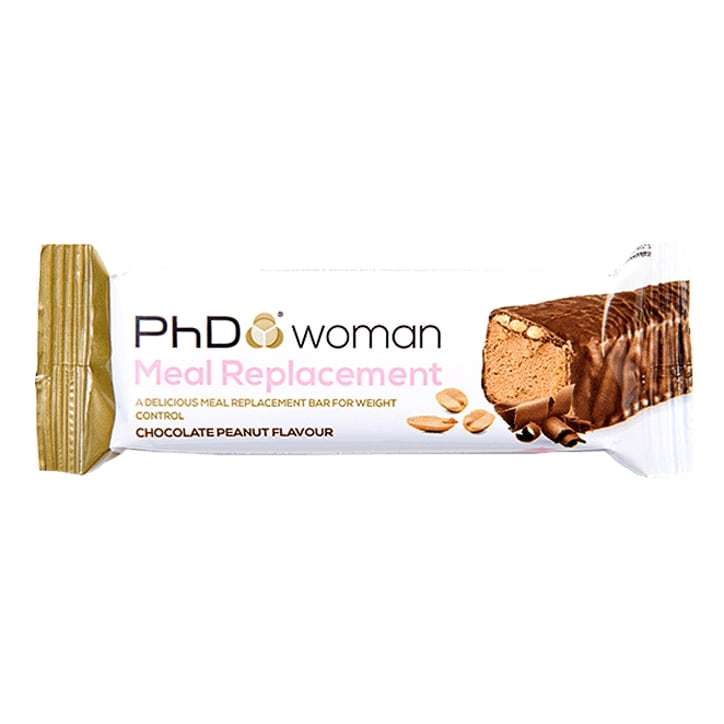 PhD Woman Meal Replacement Chocolate Peanut 60g
