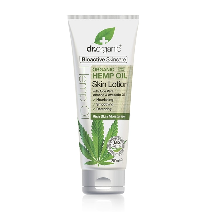 Dr Organic Hemp Oil Skin Lotion