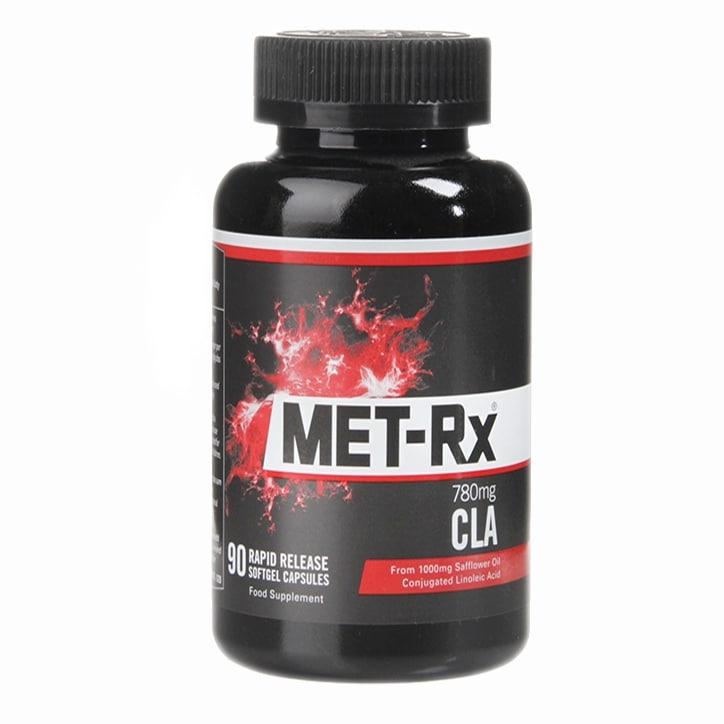 Met-Rx CLA 90 Softgel Capsules 780mg