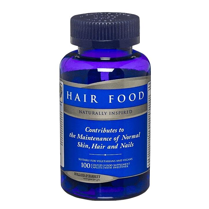 Holland & Barrett Hair Food Tablets