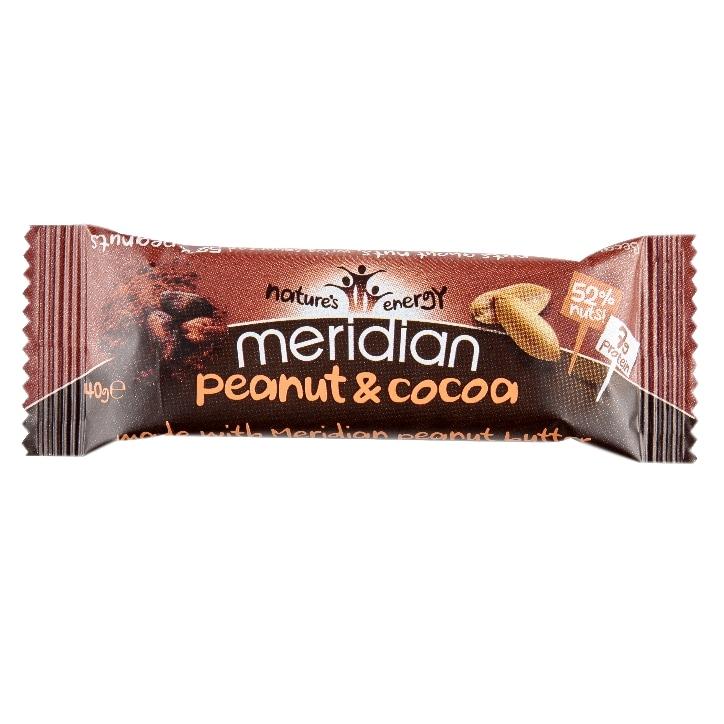 Meridian Peanut & Cocoa Bar