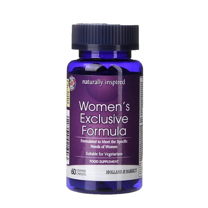 Holland & Barrett Women's Exclusive Formula Tablets